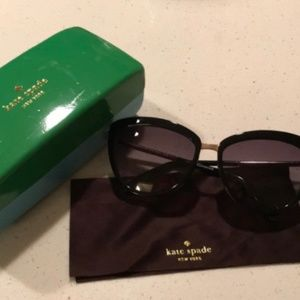 Kate Spade Kandi Cat Eye Sunglasses